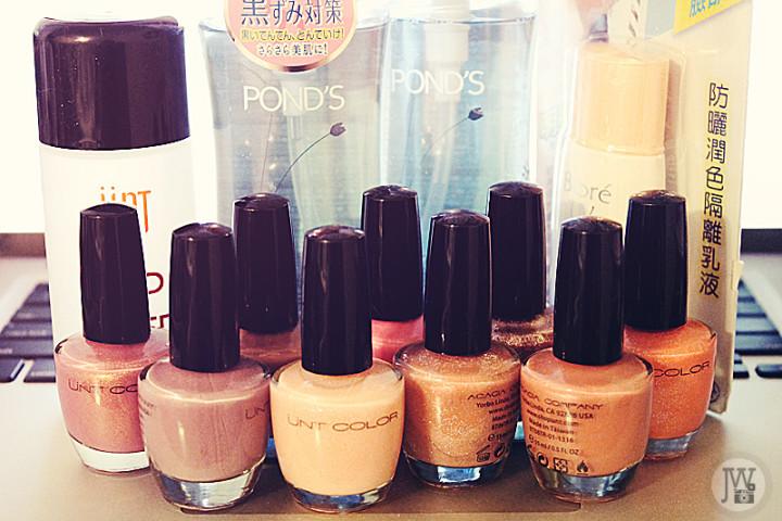 UNT nail polish