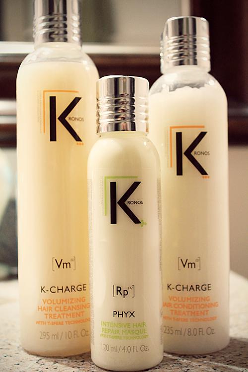 Kronos hair care