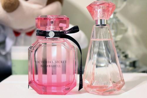 Victoria's Secret Bombshell,  Forever 21 Love & Beauty