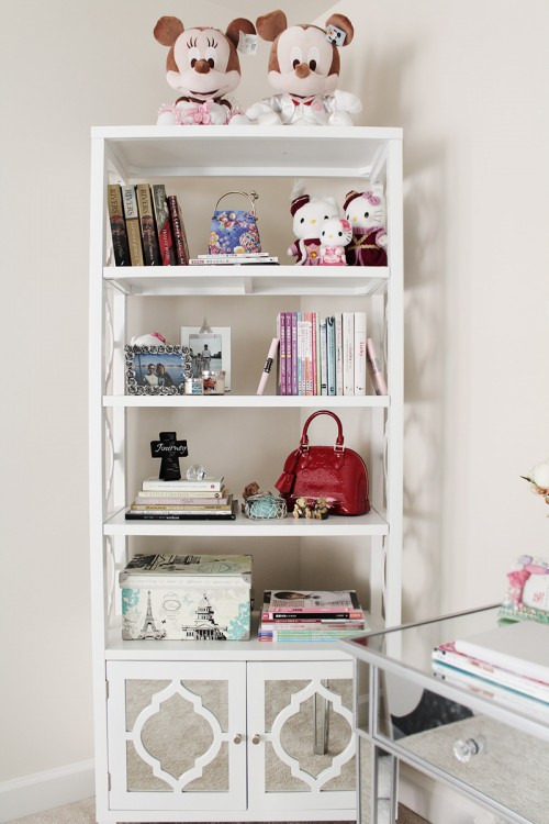 Reflections Bookcase from Home Decorators - $399