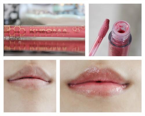 Khroma Beauty Honey Stick Lip Gloss in Wild Honey