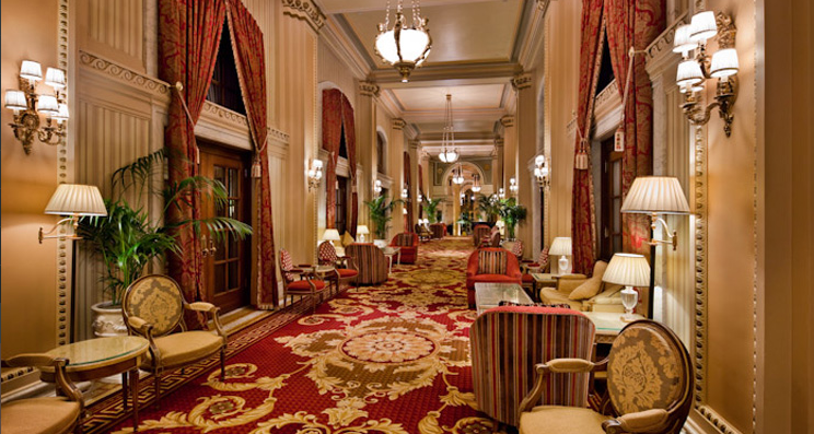 The Willard DC - Peacock Alley