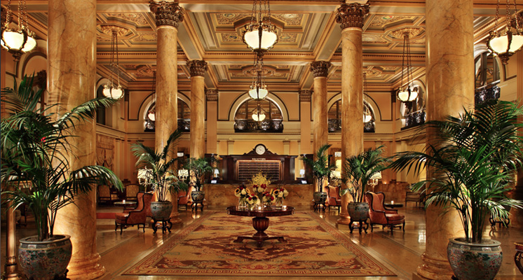 The Willard DC - Lobby