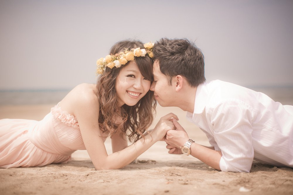 Taiwan Engagement photos from Sosi Studio // Geeky Posh