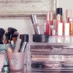 How I organize my makeup - Geeky Posh