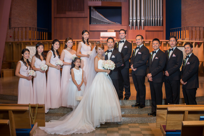 Ken Pak Wedding Photography - Jenny & Minh