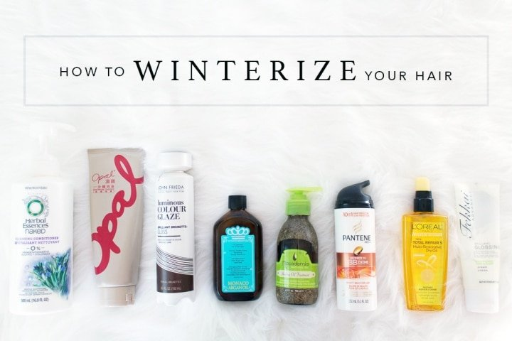 How to winterize your hair