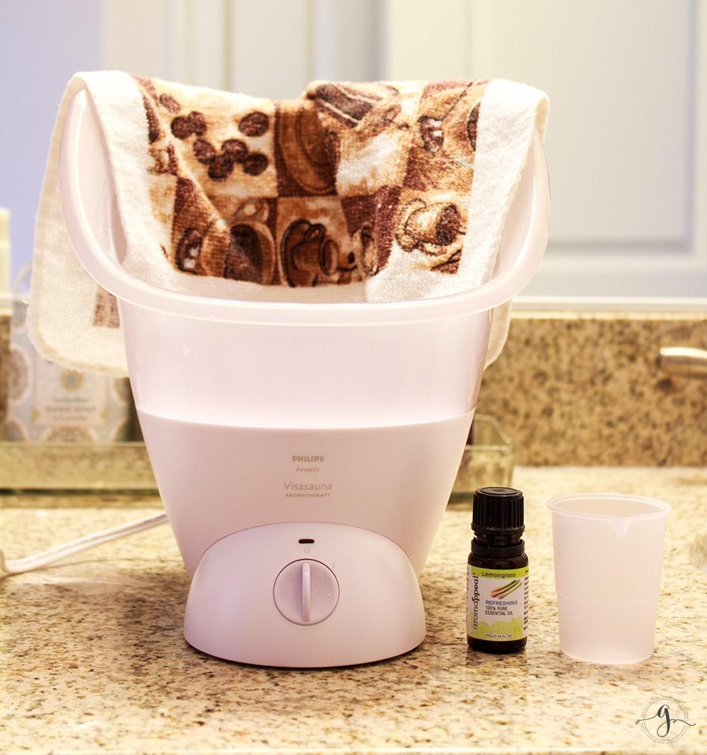 Face Steamer/Sauna Treatment