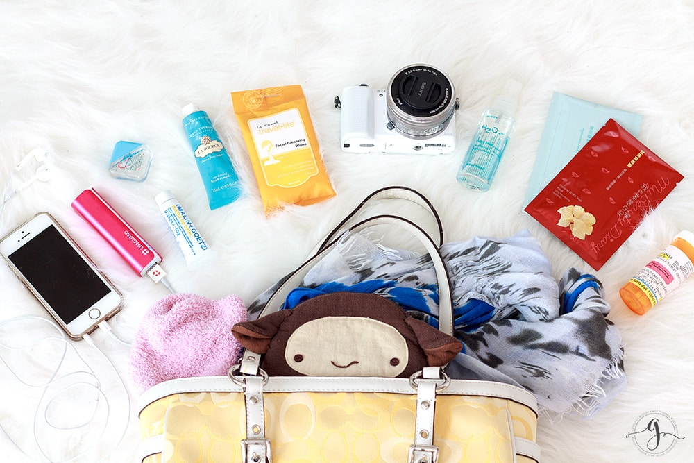 travel/carry on beauty essentials