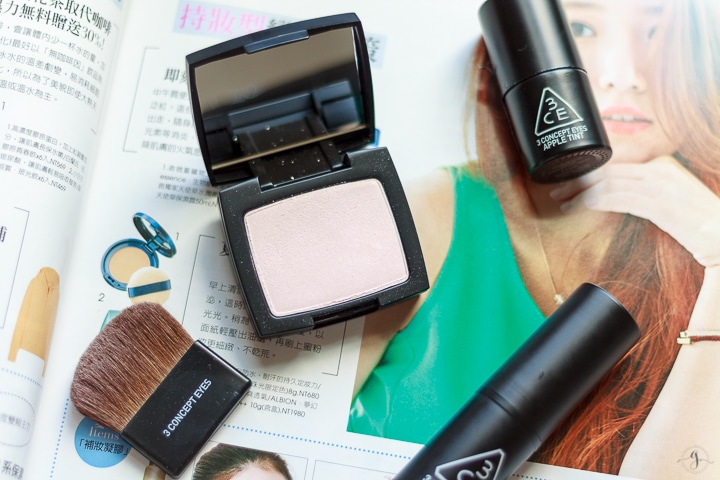 3CE Stylenanda highlighter blush review // Geeky Posh