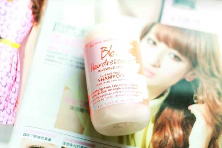 Bumble & Bumble Hairdresser's Invisible Oil Shampoo
