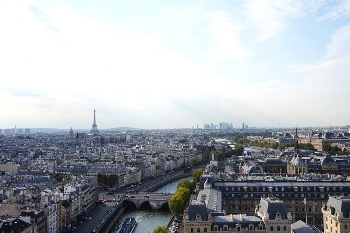 Paris Je T'aime // Geeky Posh