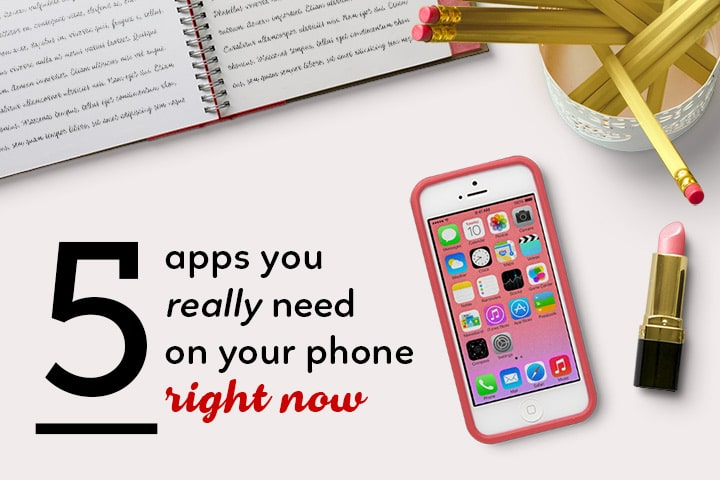 5 apps you need on your phone right now // Geeky Posh