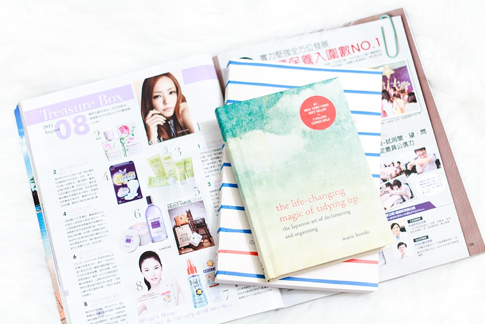 Book Review: The Life Changing Magic of Tidying Up // Geeky Posh