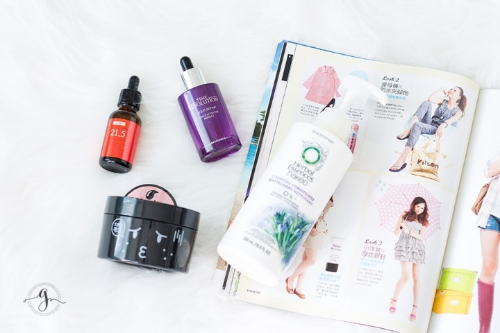 recent empties feat. Missha and Herbal Essence // Geeky Posh