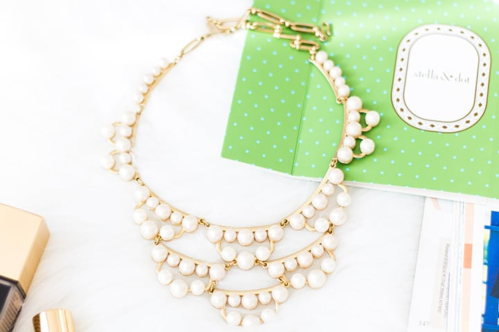 Stella & Dot jewelry review // Geeky Posh