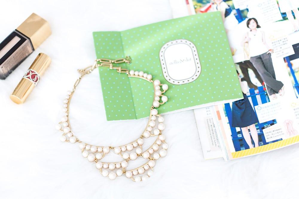 Stella & Dot jewelry review // Geeky Posh