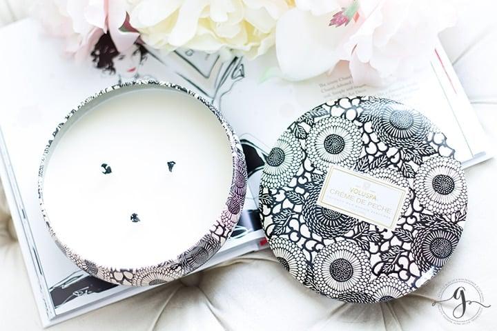 Enlightening the senses - Voluspa candles haul + review // Geeky Posh