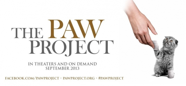 The Paw Project // Geeky Posh