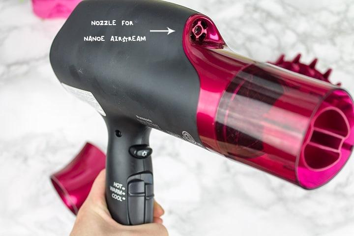 Blowdry your way to better hair with the Panasonic Nanoe // Geeky Posh
