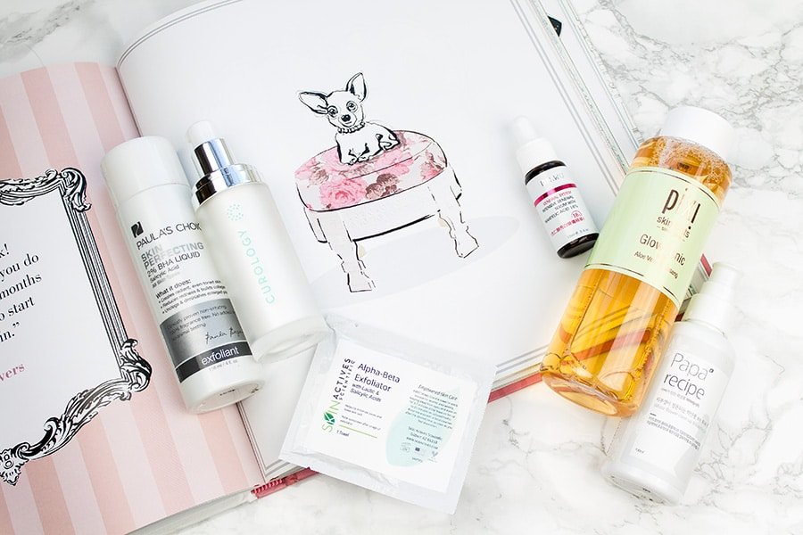 An intro to skincare actives + my current favorites