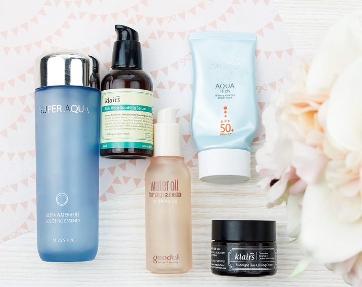 Skincare empties #5 feat. Missha, Klairs, Goodal, and Biore