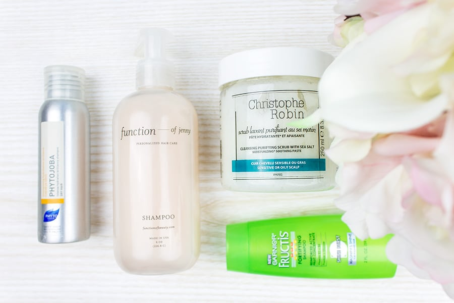 the importance of scalp care // Geeky Posh