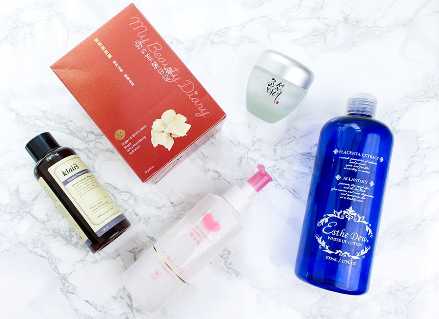 Skincare empties #7 feat. My Beauty Diary, Clinique, and vitamins!