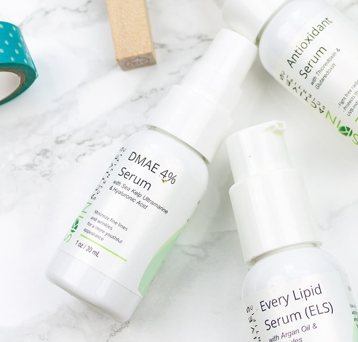 Skin Actives DMAE 4% serum review
