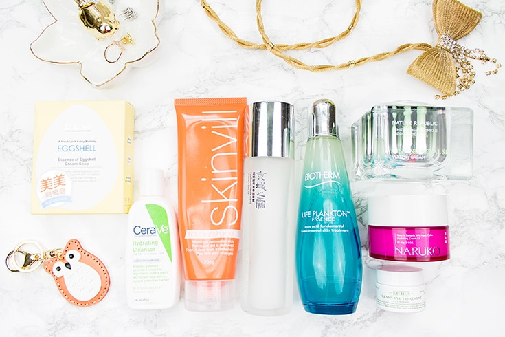 My summer-to-fall skincare routine
