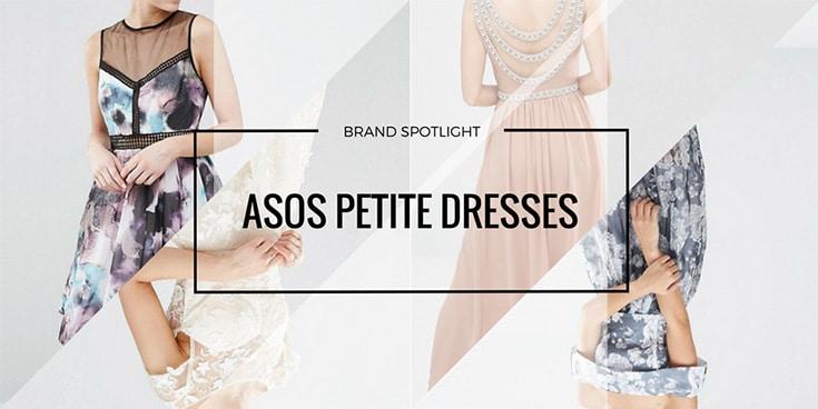 My favorite brand for petite-friendly dresses