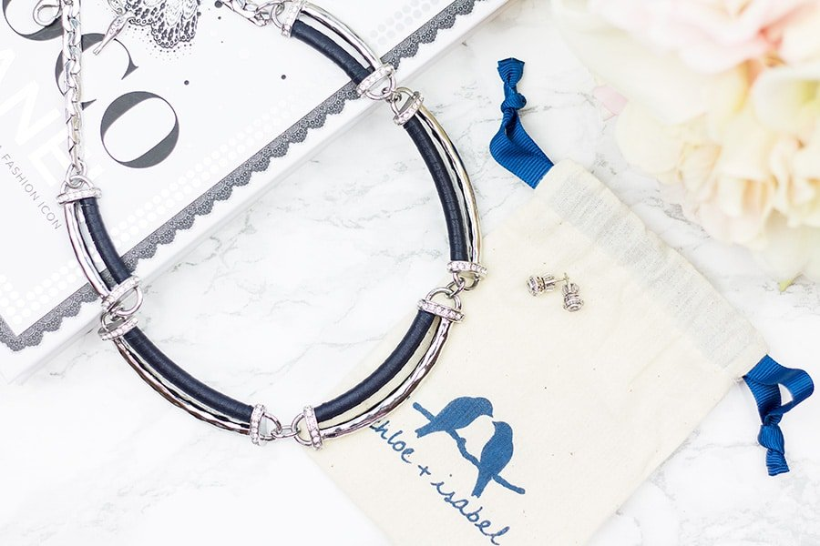 Jewelry spotlight: affordable luxury with Chloe + Isabel