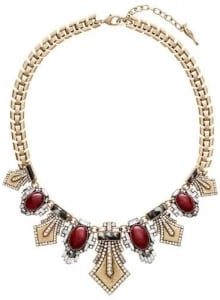 Chloe + Isabel Café Society Statement Necklace