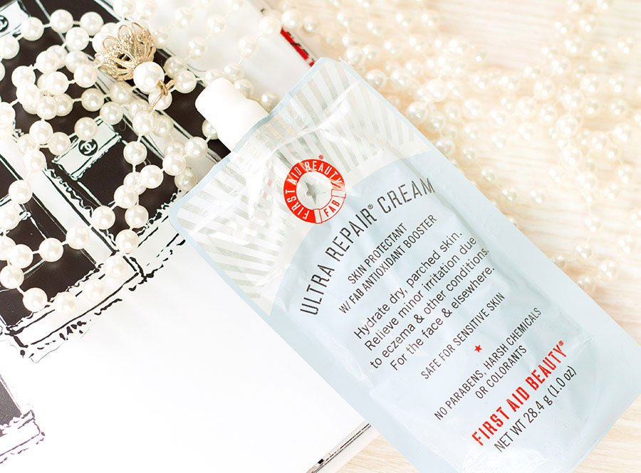 Dry winter skin savior: the First Aid Beauty Ultra Repair Cream