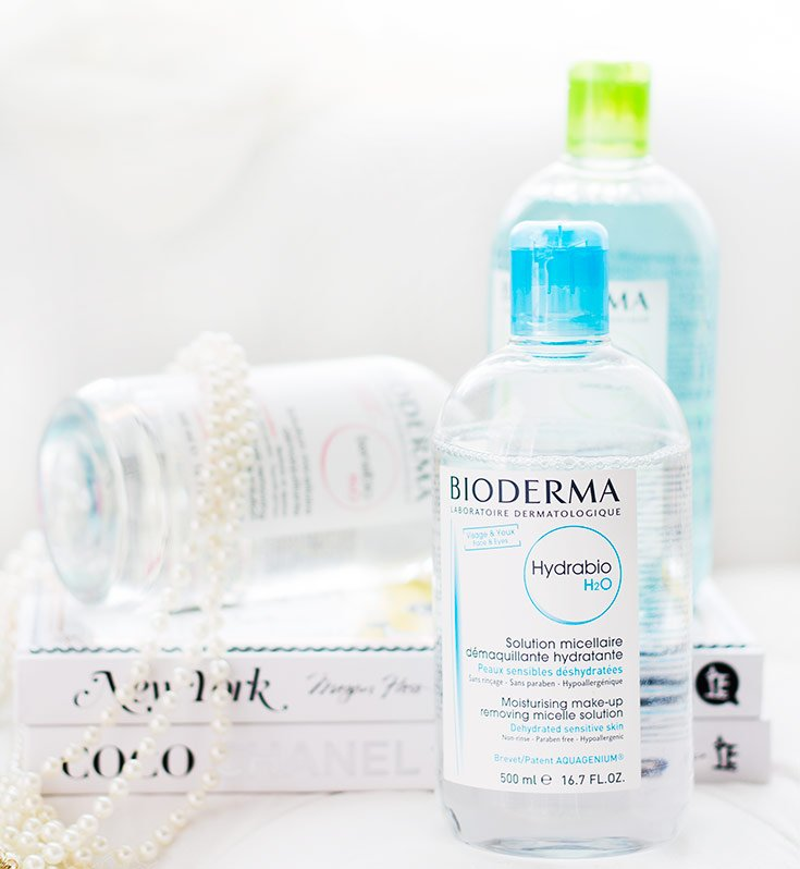 Simplifying my skincare routine with the Bioderma H2O Micellar Water