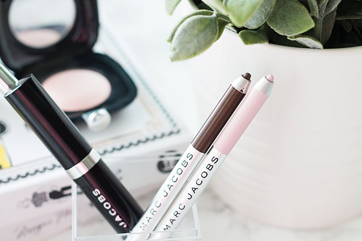 The Marc Jacobs Highliner Gel Eye Crayon is my holy grail