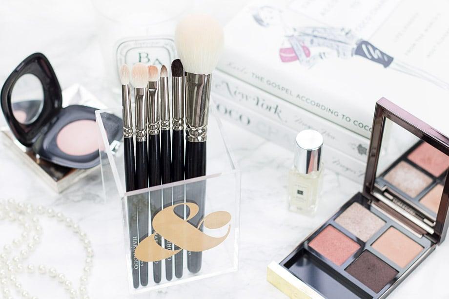 First look at Hakuhodo makeup brushes
