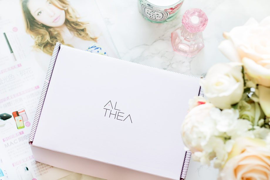 A first look at Althea, my new k-beauty destination