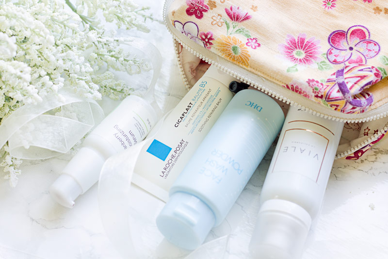 Wanderlust essentials: packing a travel-proof skincare routine