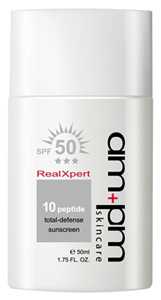 Naruko AMPM RX10 Peptide Total Defense Sunscreen SPF50