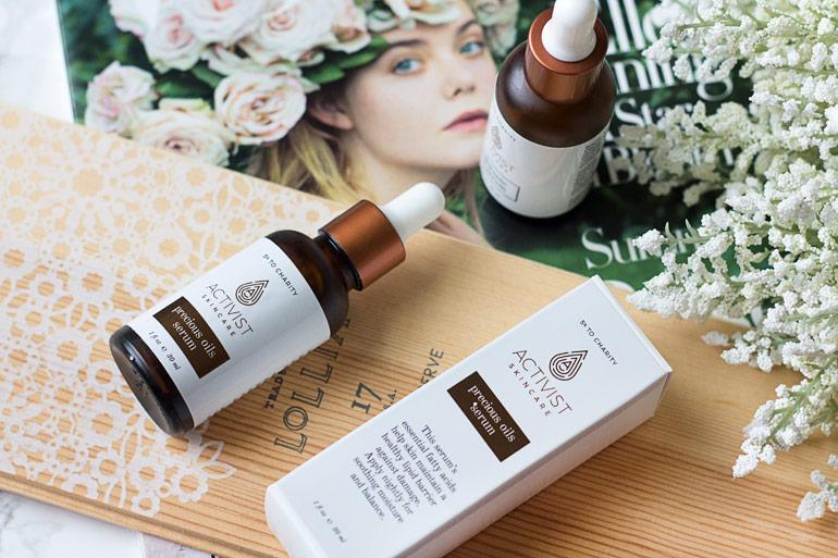 Activist Skincare Precious Oils Serum