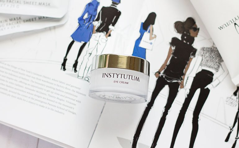 Instytutum Ultimate Anti-Wrinke Brightening Eye Cream