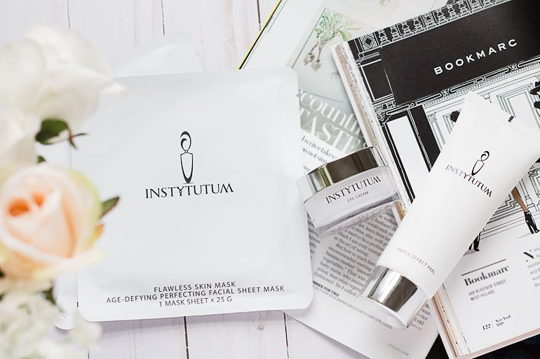 Effortlessly healthy skin? A first look at Instytum skincare