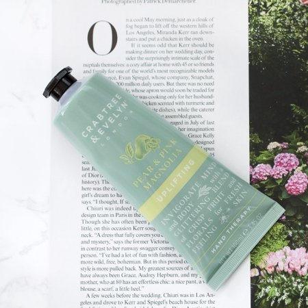 Crabtree Evelyn Pear & Pink Magnolia Hand Therapy