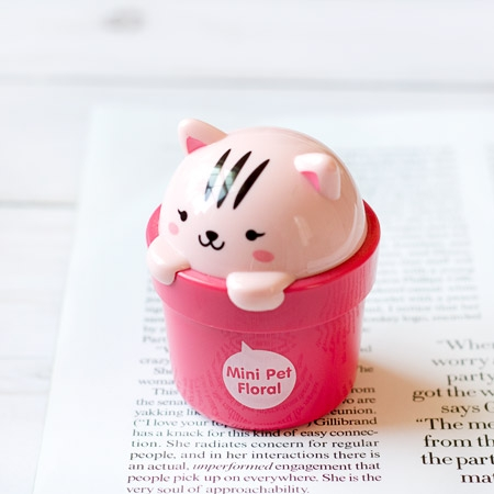 The Face Shop Mini Pet floral hand cream