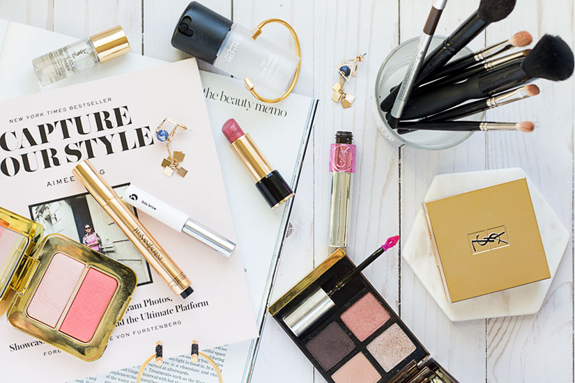 2017 makeup favorites: YSL, Marc Jacobs, and more