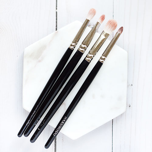 Hakuhodo Makeup Brushes