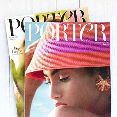 Porter Magazine Review