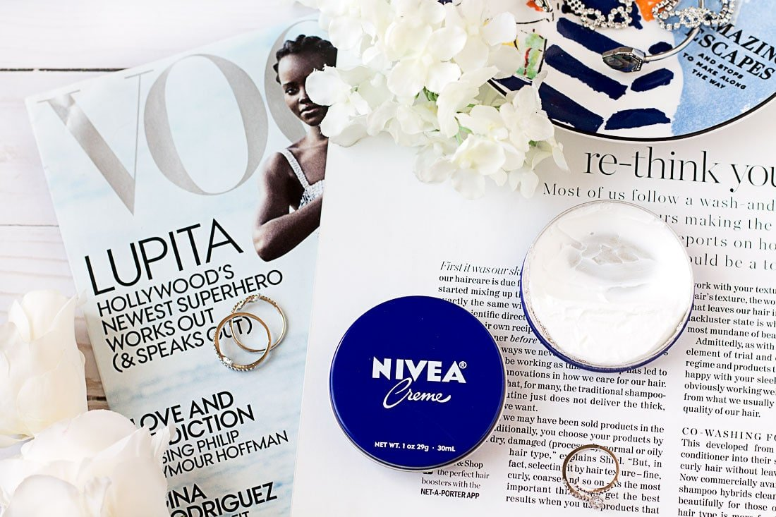 I used the  1 Nivea Creme on my face, and here s what happened · Geeky Posh 388208e882