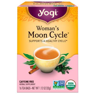 Yogi Tea Women's Moon Cycle
